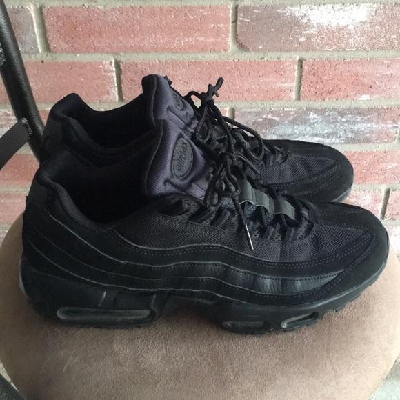 air max 95 gs black